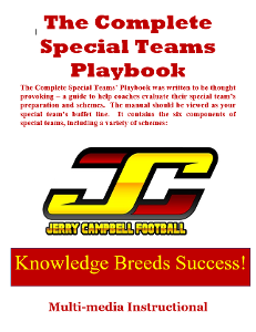 The Complete Special Teams Playbook