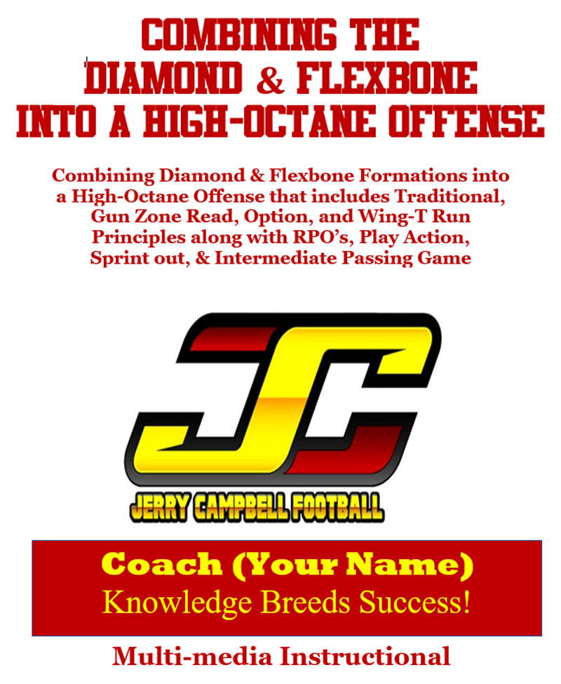 Combining the Diamond & Flexbone Into A High-Octane Offence